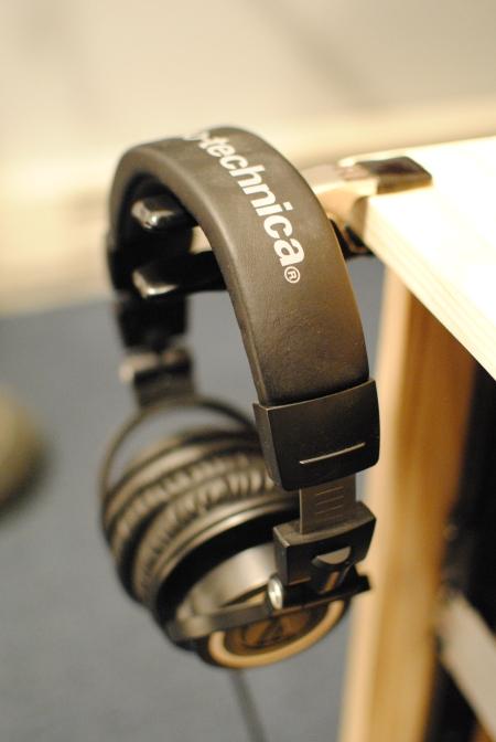 Spring Clamp - Headphones